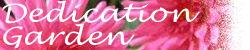Dedication Garden - TheRibbon.com